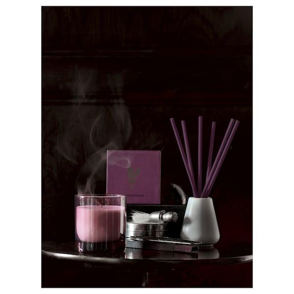 NJUTNING Decoration stick, scented/Lavender bliss lilac