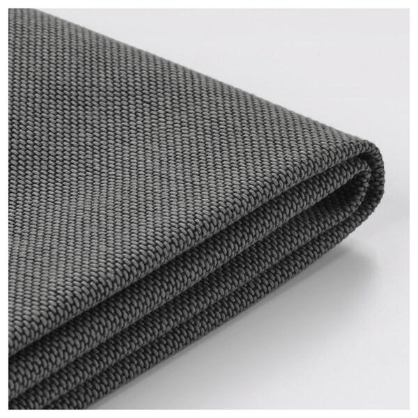 NORSBORG Cover for u-shaped sofa, 6-seat, Finnsta dark grey