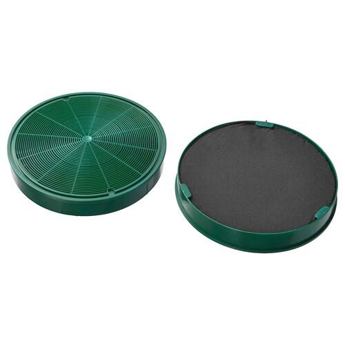 NYTTIG FIL 500 charcoal filter 3.0 cm 20.0 cm 0.21 kg 2 pieces
