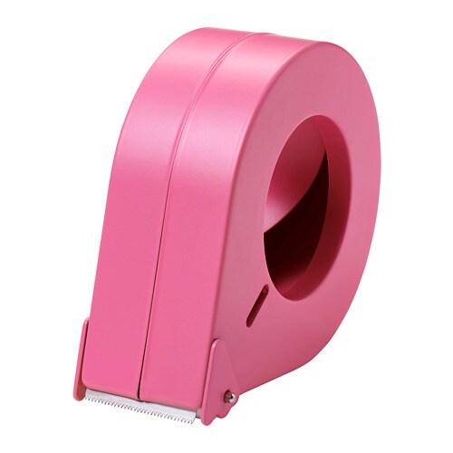 Ombyte tape dispenser ikea for Cassette ikea