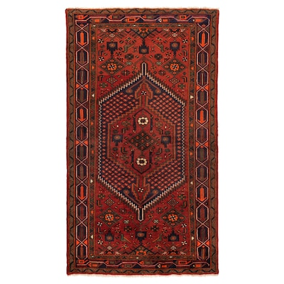 PERSISK HAMADAN سجاد، وبر قصير, صناعة يدوية نقش منوع, 140x200 سم
