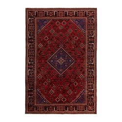 PERSISK MIX Rug, low pile