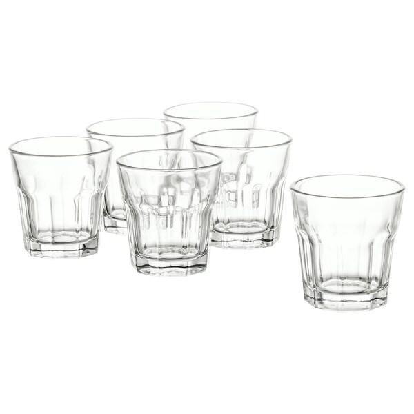 POKAL كأس, زجاج شفاف, 5 سل