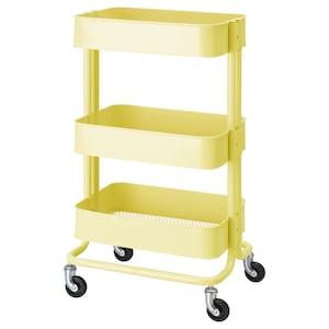 Colour: Light yellow.