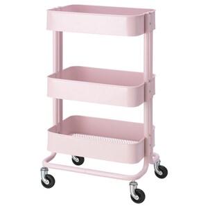 Colour: Light pink.
