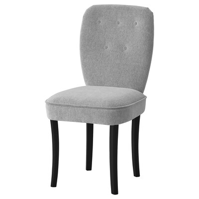 REMSTA Chair, Tallmyra black/white
