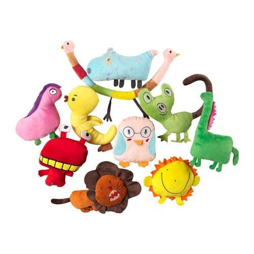 Soft Toys Product : Sagoskatt soft toy ikea
