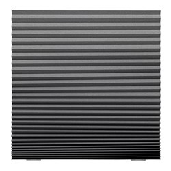 SCHOTTIS Block-out pleated blind