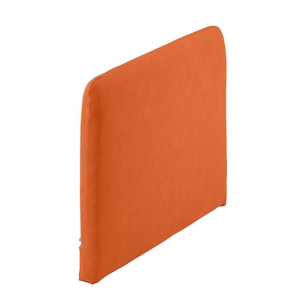 SÖDERHAMN armrest Samsta orange 82 cm 6 cm 53 cm