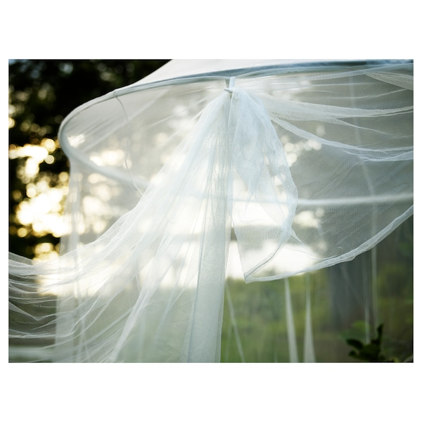 SOLIG شبكة, أبيض, 150 سم