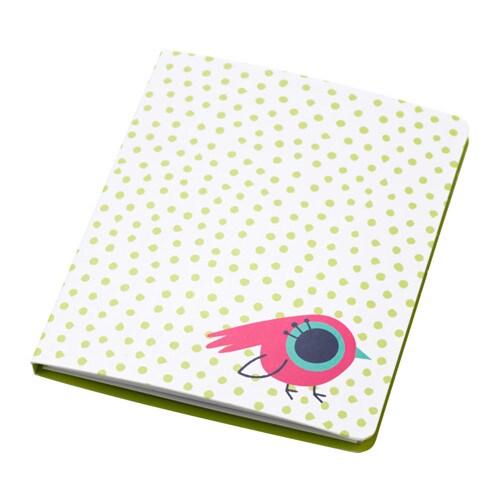 SPRUDLA Folder with stickers  IKEA