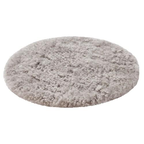 STEIVOR sheepskin chair pad grey 35 cm