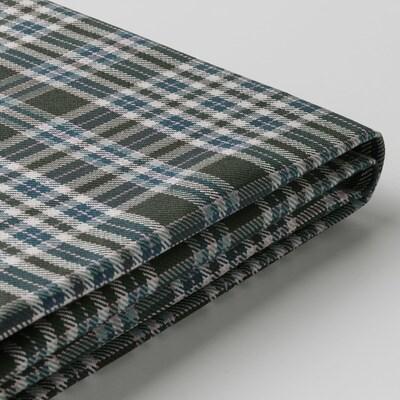 STOCKSUND Cover for 3-seat sofa, Segersta multicolour