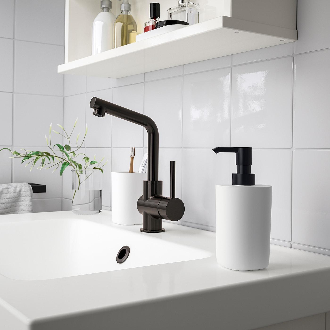 STORAVAN 3-piece bathroom set - white
