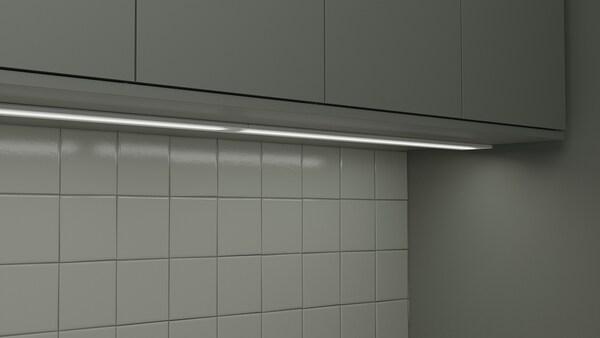 STRÖMLINJE إضاءة سطح عمل LED, أبيض, 40 سم