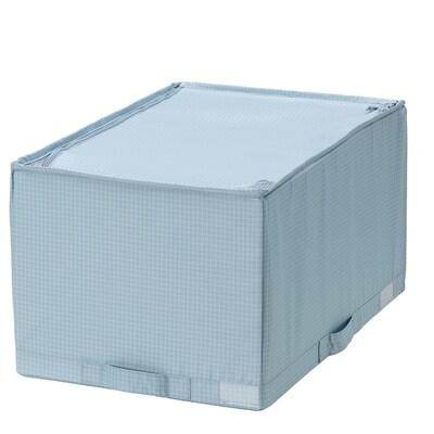 STUK Storage case, blue-grey, 34x51x28 cm