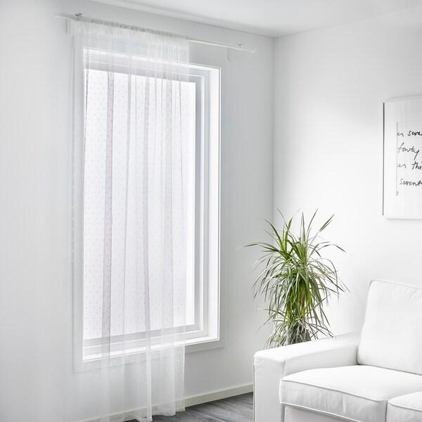 SUNRID fabric white 48 g/m² 150 cm 5 cm 1.50 m²