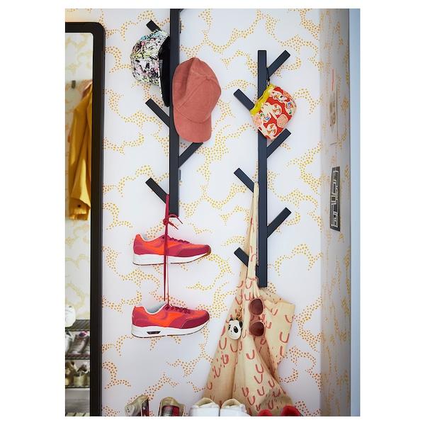 TJUSIG Hanger, black, 78 cm