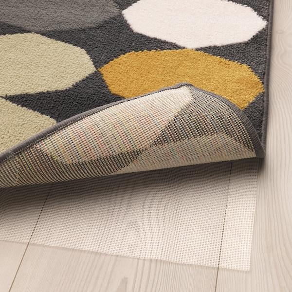 TORRILD سجاد، وبر قصير, عدة ألوان, 133x195 سم