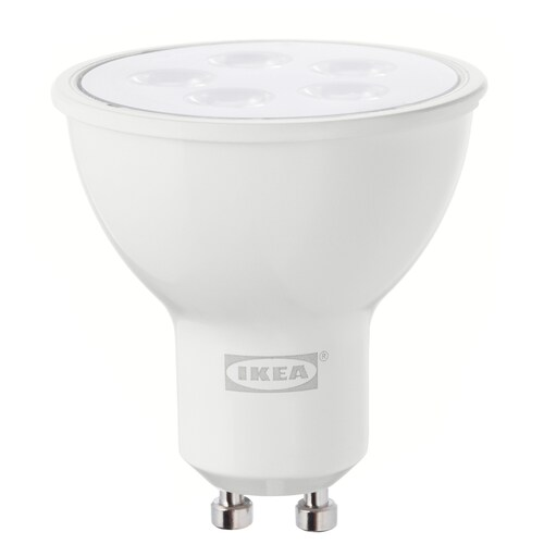 TRÅDFRI LED bulb GU10 400 lumen wireless dimmable warm white 400 lm 2700 K