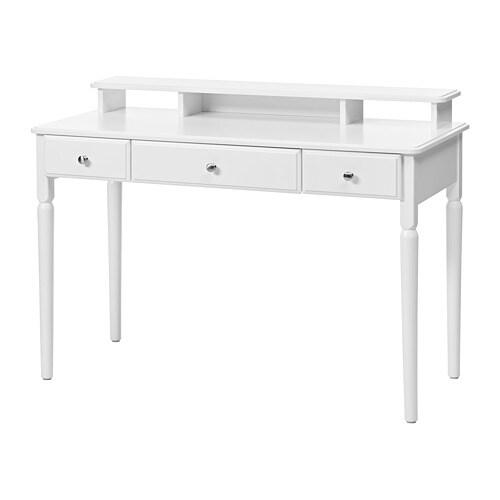 TYSSEDAL Dressing Table IKEA - White dressing table ikea
