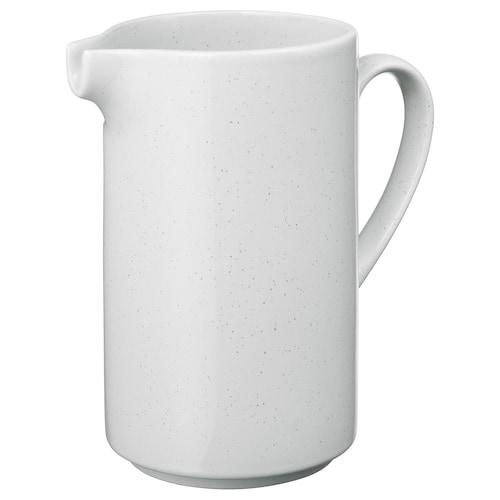 UPPVAKTA vase white 20 cm