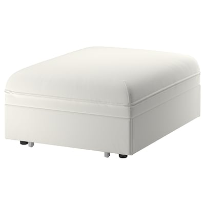 VALLENTUNA Sofa-bed module, Murum white