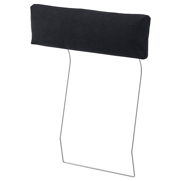 VIMLE Cover for headrest, Saxemara black-blue