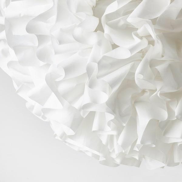 VINDKAST Pendant lamp, white, 50 cm