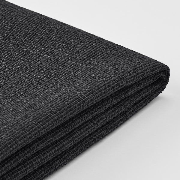 VINLIDEN Cover for 2-seat sofa, Hillared anthracite