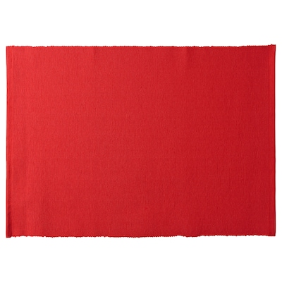 VINTER 2020 مفرش أطباق, أحمر, 35x45 سم