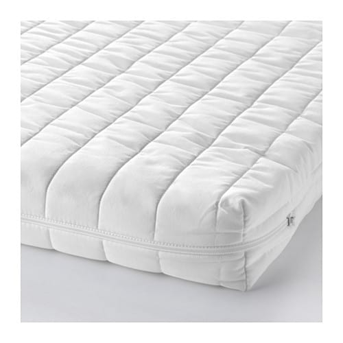 VYSSA SNOSA Mattress for junior bed   Two different comfort surfaces.