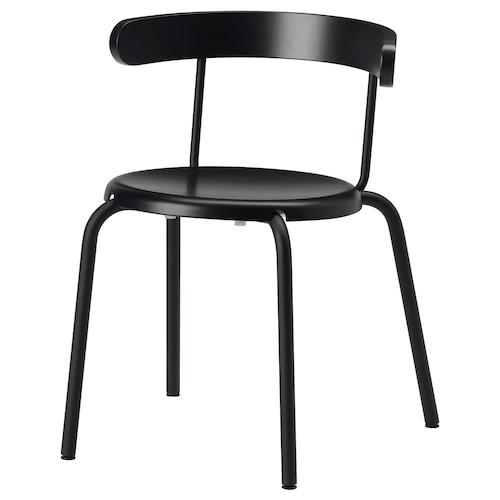 YNGVAR chair anthracite 110 kg 53 cm 51 cm 71 cm 40 cm 40 cm 46 cm