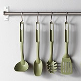 Go to kitchen utensils