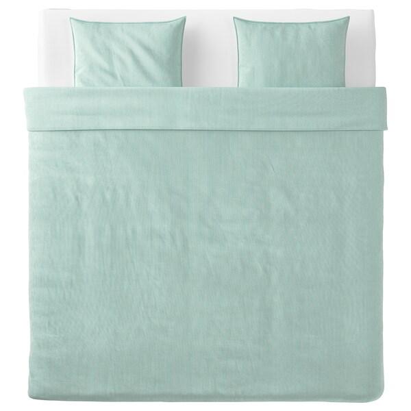 BERGPALM غطاء لحاف/2كيس وسادة