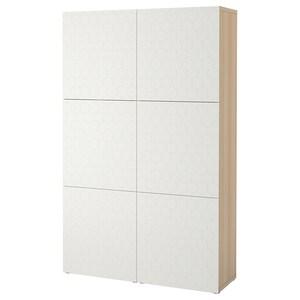 لون: مظهر سنديان مصبوغ أبيض/vassviken أبيض.