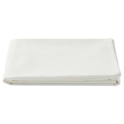 DYLIK شرشف طاولة أبيض 240 سم 145 سم