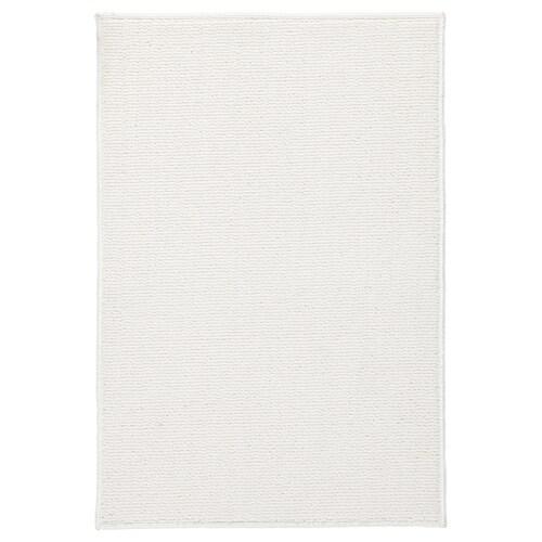 FINTSEN دعّاسة للحمّام أبيض 60 سم 40 سم 0.24 م² 1050 g/m²