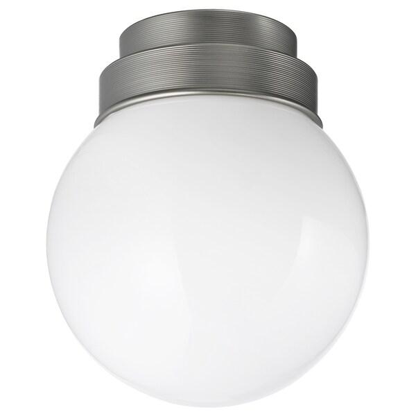 FRIHULT مصباح سقف/حائط لون الستانليس ستيل. 5.3 واط 19 سم 16 سم