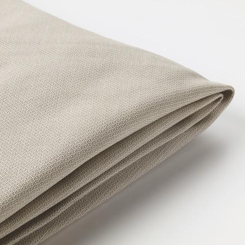 KUNGSHAMN غطاء لمقعد واحد Idekulla بيج