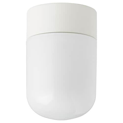 ÖSTANÅ مصباح سقف/حائط أبيض 13 واط 22 سم 13 سم