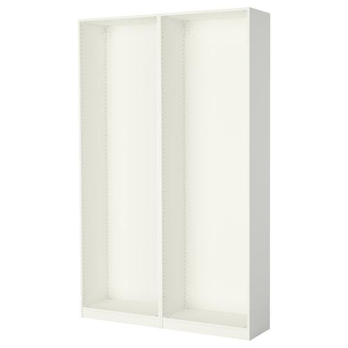 PAX هيكلي خزانة ملابس أبيض 149.6 سم 35.0 سم 236.4 سم