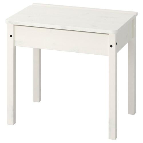 SUNDVIK طاولة مكتب للأطفال أبيض 60 سم 45 سم 55 سم