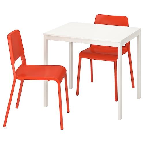 VANGSTA / TEODORES طاولة وكرسيان