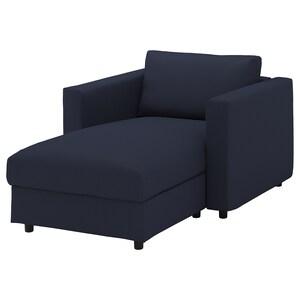 غطاء: Orrsta أسود-أزرق.