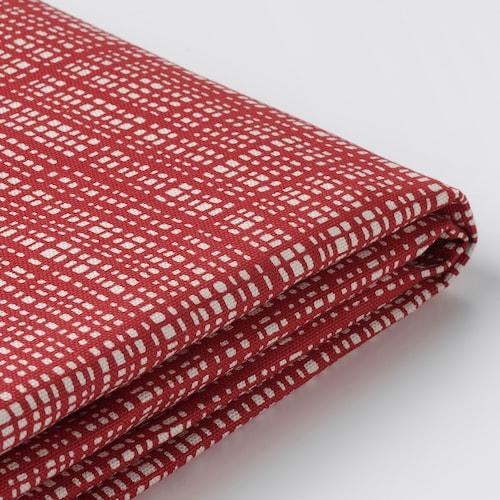VIMLE غطاء كنبة - سرير 3 مقاعد مع أريكة طويلة/Dalstorp متعدد الالوان