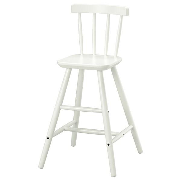 AGAM Junior chair, white