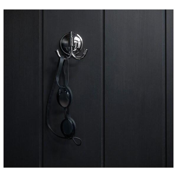 BALUNGEN Double hook, chrome-plated
