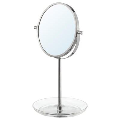 BALUNGEN مرآة, طلاء كروم, 21x36 سم