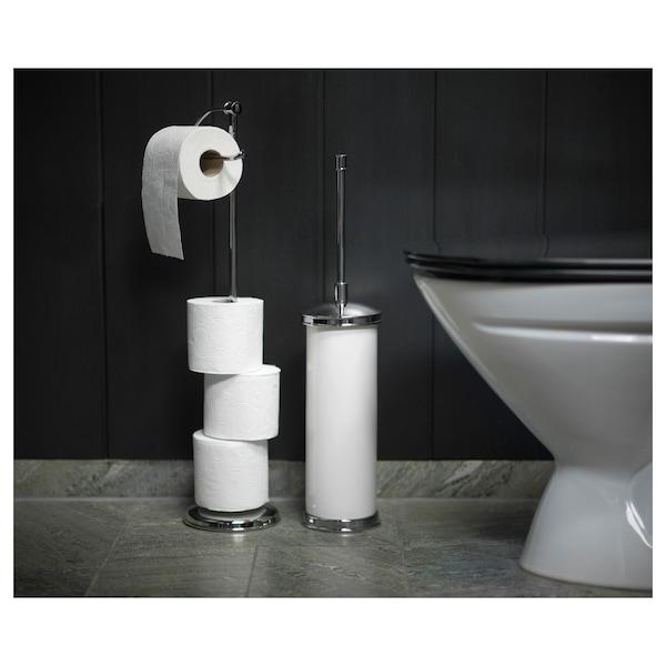 BALUNGEN Toilet roll holder, chrome-plated
